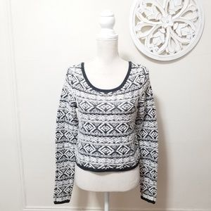 Moth size S chunky sweater
